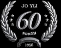 Pääkkönen 60 vuotta logo